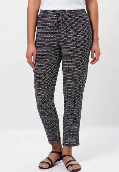 Zero Jogger Pants »Relaxed Fit 28 Inch« Jogpant Tunnelzug 28 Inch