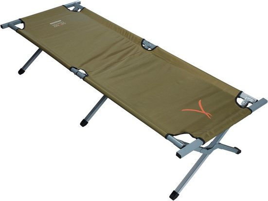 GRAND CANYON Feldbett »Alu Camping Bed«