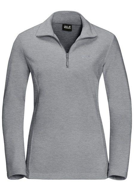 Jack Wolfskin Fleecepullover »GECKO WOMEN« | Sportbekleidung > Fleecepullover | Jack Wolfskin