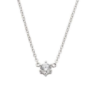 Zeeme Collier »925/- Sterling Silber rhodiniert«