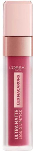 L'ORÉAL PARIS Lippenstift »Infaillible Ultra-Matte Les Macarons«