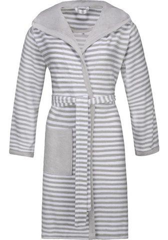 ESPRIT Moteriškas chalatas »Striped Hoody«