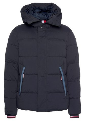 TOMMY HILFIGER Куртка стеганая »STRETCH NYLON H...
