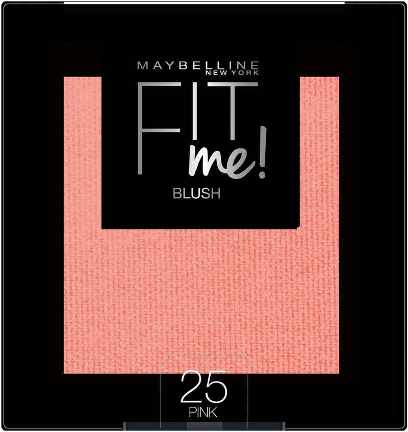 MAYBELLINE NEW YORK Rouge »Fit Me!«