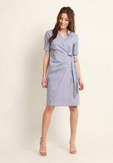 Mavi Wickelkleid »STRIPE DRESS« Wickelkleid