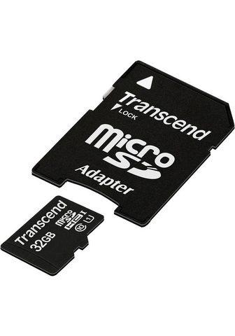 TRANSCEND »microSDXC + Adapter« Atminties kortel...