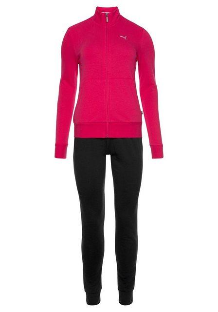 PUMA Jogginganzug »Classic Sweat Suit cl TR«   Sportbekleidung > Sportanzüge > Jogginganzüge   Puma