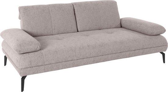 andas 2-Sitzer »Stenlille«, incl. Sitztiefen-, Kopfteil- und Armteilverstellung, Design by Morten Georgsen