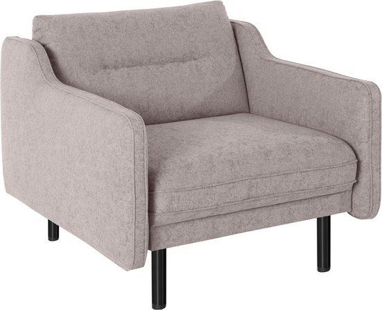 andas Sessel »Nordfyn«, edles Design in 3 Bezugsqualitäten, Design by Morten Georgsen