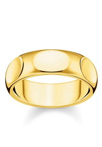 THOMAS SABO Žiedas »Puristisches Gold TR2281-413-3...