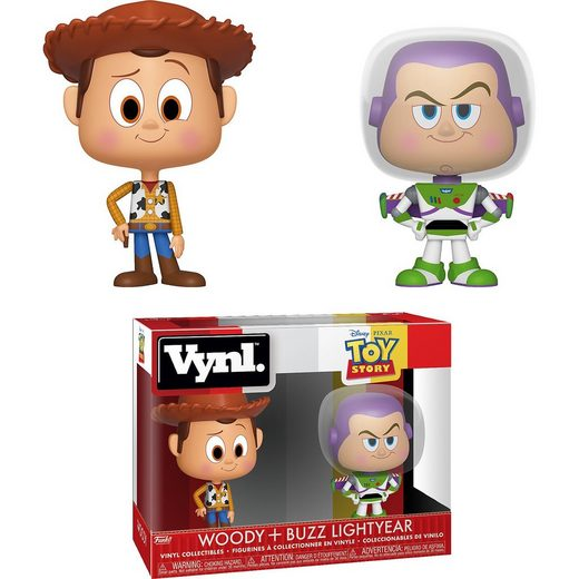 Funko VYNL: Toy Story - Woody and Buzz