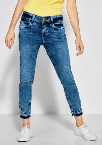 STREET ONE Laisvo stiliaus džinsai