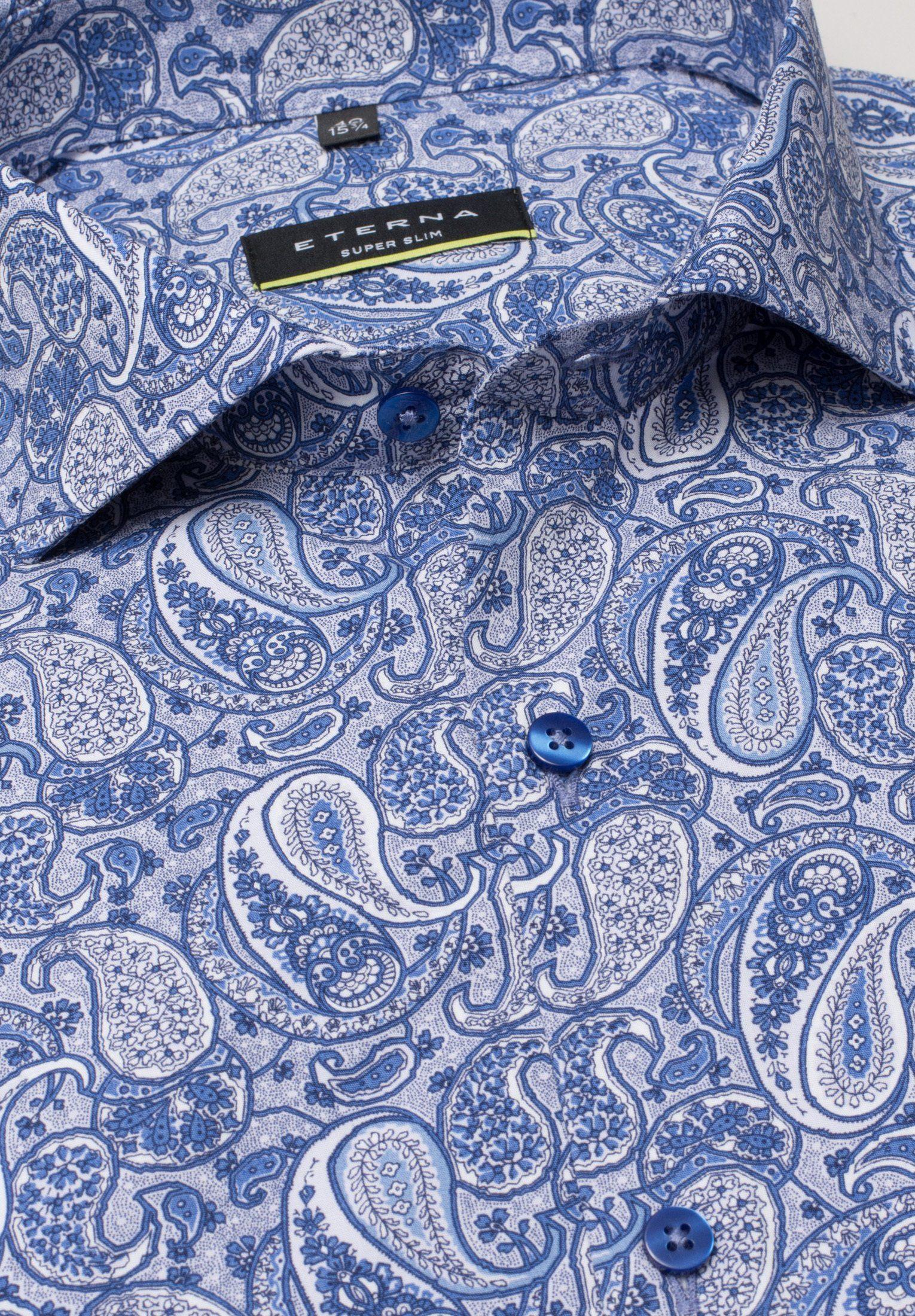 Online Langarm »super Kaufen Eterna Hemd slim« jLUVGqSzMp