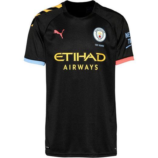 PUMA Fußballtrikot »Manchester City 19/20 Auswärts«