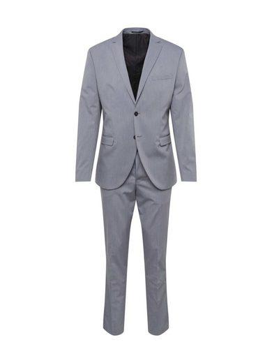 SELECTED HOMME Anzug »SLHSLIM-MYLOHEAD LT BLUE SUIT B EX«