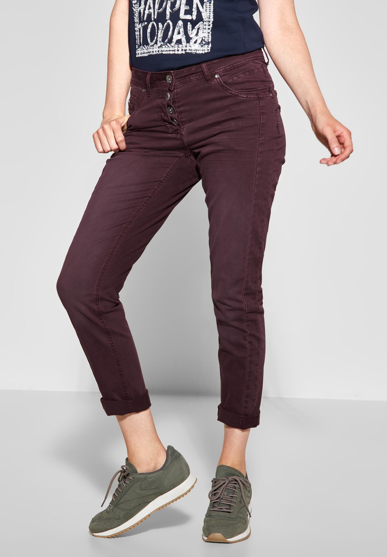 Cecil Comfort fit Jeans mit Crinkles auf den Oberschenkeln online kaufen | OTTO
