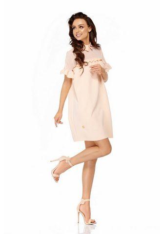 LEMONIADE Платье с элегантный воротник