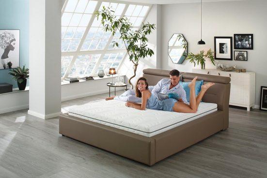 Komfortschaummatratze »Nightstyle«, Beco, 14 cm hoch, Raumgewicht: 28, Doppelbett-Matratze zum Einzelpreis