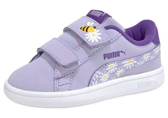 PUMA »Smash v2 Bees V Inf« Sneaker