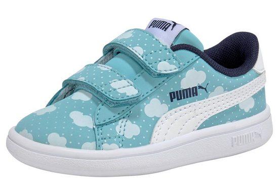 PUMA »Smash v2 Cloud V Infant« Sneaker