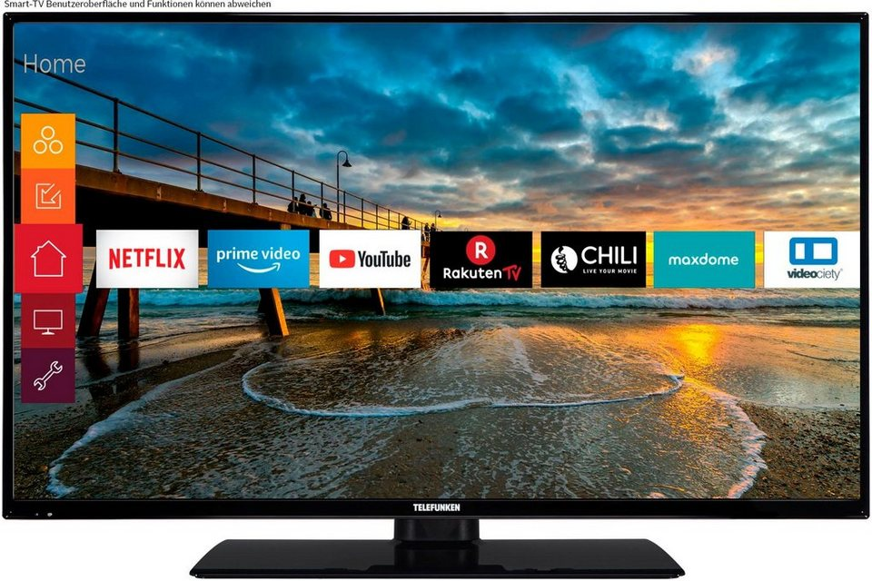 Telefunken D32H287M4CWI LED-Fernseher (80 cm/32 Zoll, HD-ready, Smart-TV)  online kaufen | OTTO