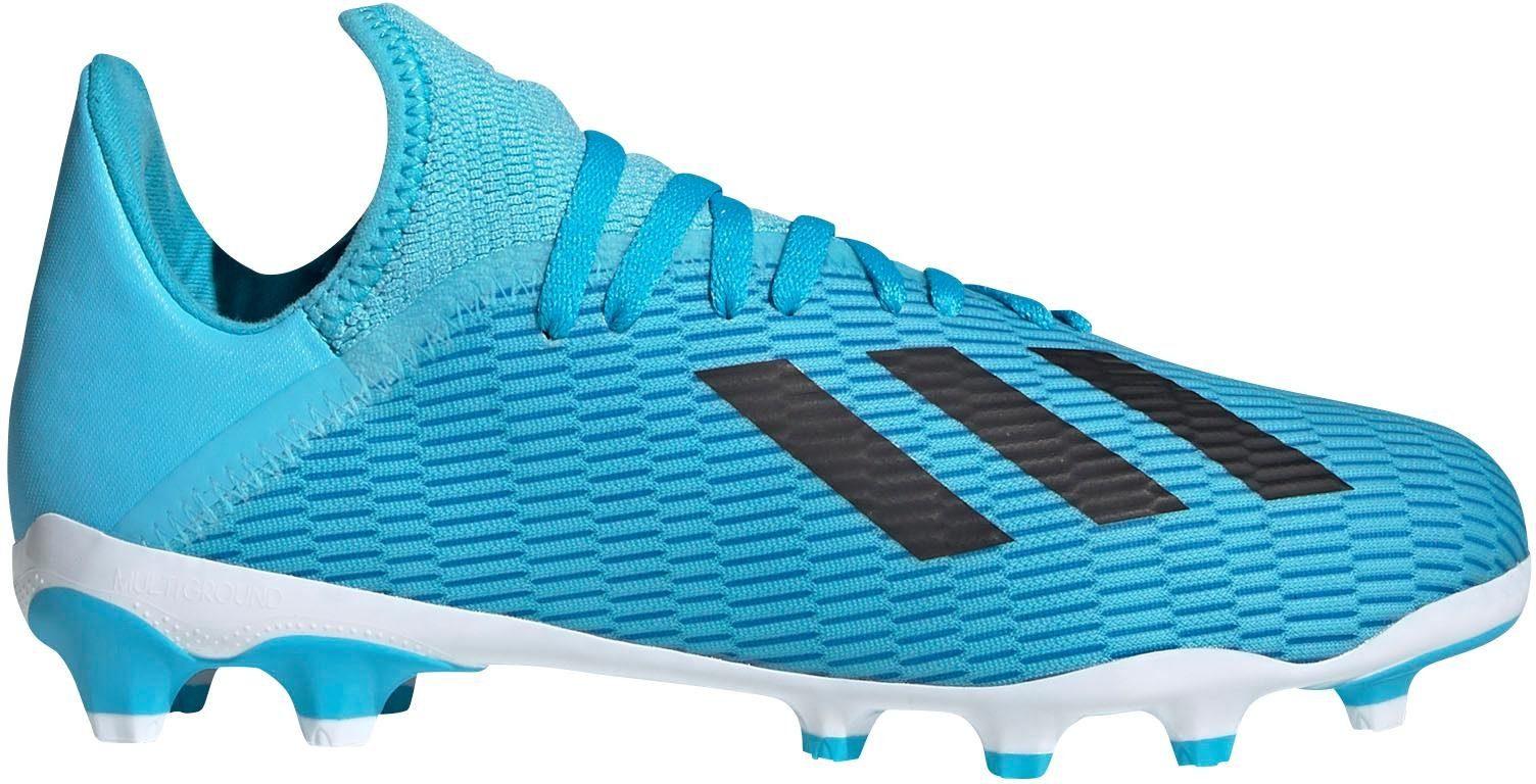 adidas Performance »X 19.3 MG Junior« Fußballschuh | OTTO