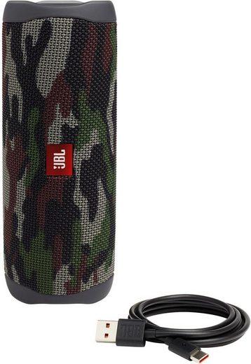JBL FLIP 5 Portable-Lautsprecher (Bluetooth, 20 W)