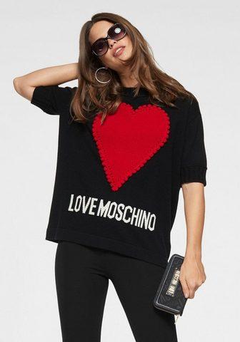 LOVE MOSCHINO Megztinis