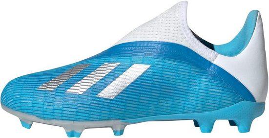 adidas Performance »X 19.3 Laceless FG Junior« Fußballschuh