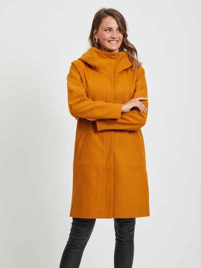 Mantel in gelb online kaufen | OTTO