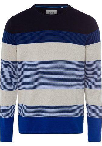 EDC BY ESPRIT Пуловер с круглым вырезом