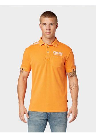 TOM TAILOR Marškinėliai »Kylin: Polo marškinėliai...