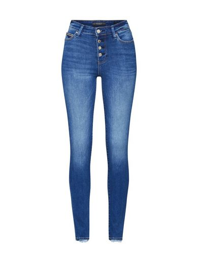 Guess Skinny-fit-Jeans »1981 EXPOSED BUTTON«