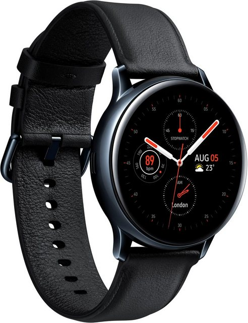 Smartwatches - Samsung Galaxy Watch Active2, 40mm, Bluetooth (SM R830) Smartwatch (3 cm 1,2 Zoll)  - Onlineshop OTTO