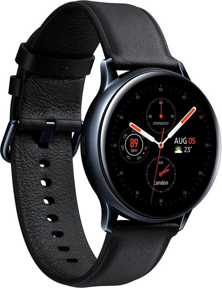 Samsung Galaxy Watch Active2 40mm Bluetooth Sm R830 Smartwatch 3 Cm 1 2 Zoll Online Kaufen Otto