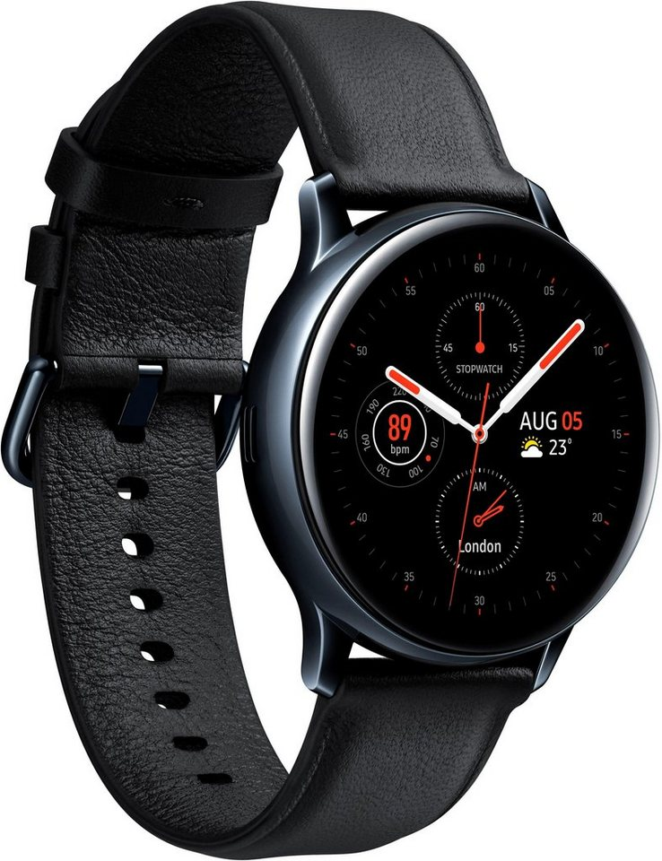 samsung galaxy watch active2 edelstahl 40 mm lte. Black Bedroom Furniture Sets. Home Design Ideas