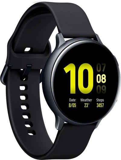 Samsung Galaxy Watch Active2 Aluminium, 44 mm, Bluetooth (SM-R820) Smartwatch (3,4 cm/1,4 Zoll)