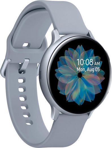 Samsung Galaxy Watch Active2 Aluminium, 44 mm, Bluetooth (SM-R820) Smartwatch (3,4 cm/1,4 Zoll)
