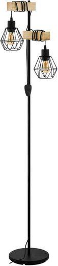 EGLO Stehlampe »TOWNSHEND 5«, 2-flammig