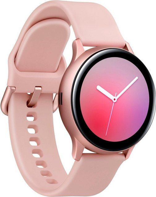 Smartwatches - Samsung Galaxy Watch Active2 Aluminium, 40mm, Bluetooth (SM R830) Smartwatch (3 cm 1,2 Zoll)  - Onlineshop OTTO