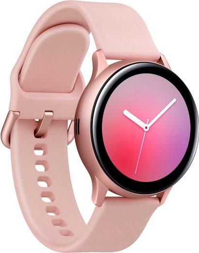 Samsung Galaxy Watch Active2 Aluminium, 40mm, Bluetooth (SM-R830) Smartwatch (3 cm/1,2 Zoll)