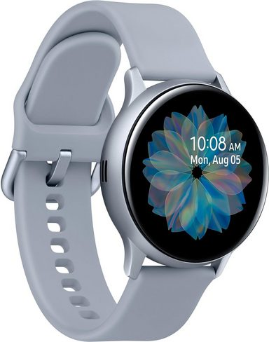 Samsung Galaxy Watch Active2 Aluminium, 40mm, Bluetooth (SM-R830) Smartwatch (3 cm/1,2 Zoll)