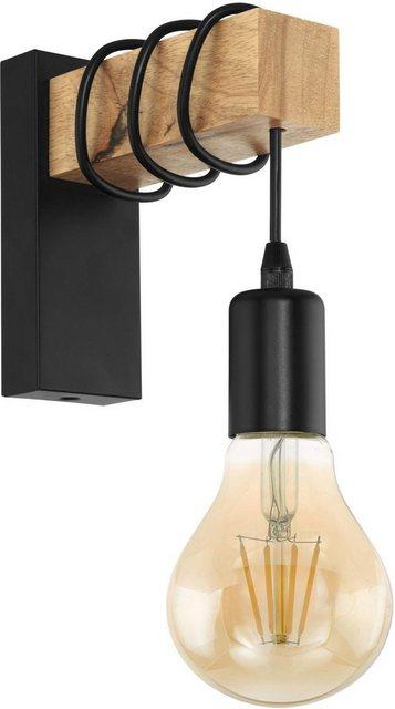 EGLO Wandleuchte »TOWNSHEND« | Lampen > Wandlampen | EGLO