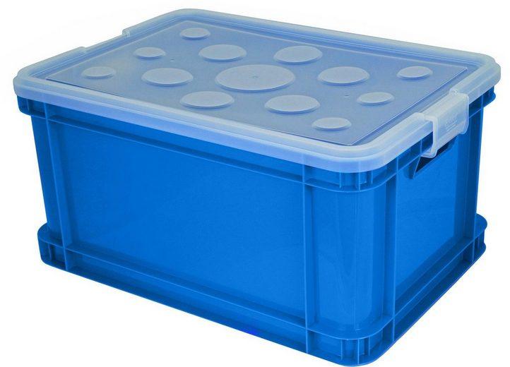 Gies Aufbewahrungsbox (Set, 3 Stück), 45 Liter