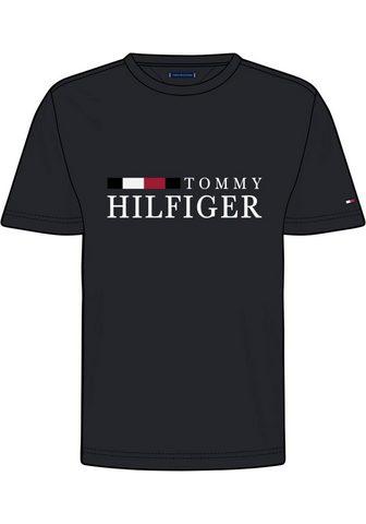 TOMMY HILFIGER Marškinėliai »RWB TEE«