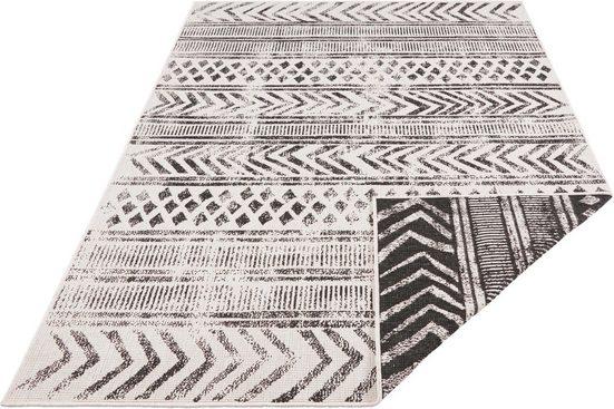Teppich »BIRI«, bougari, rechteckig, Höhe 5 mm, In- und Outdoor geeignet, Wendeteppich, Wohnzimmer