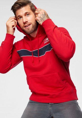 CONVERSE Sportinis megztinis su gobtuvu »MENS A...