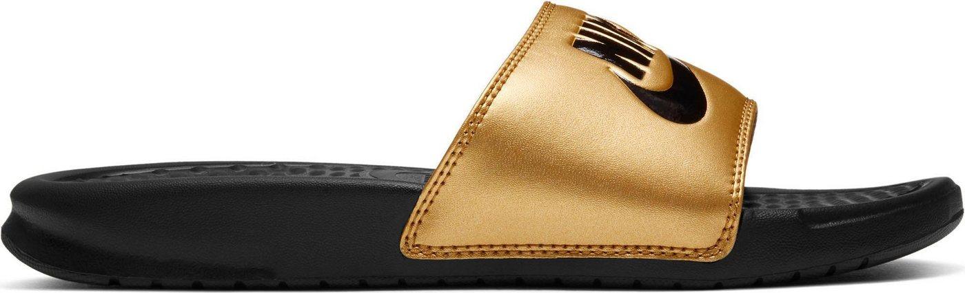Damen Nike Sportswear »WMNS BENASSI JDI« Badesandale schwarz | 00193151705815