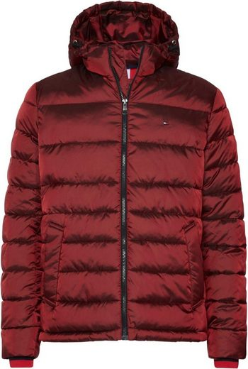 TOMMY HILFIGER Steppjacke »C TWO TONE HOODED BOMBER«