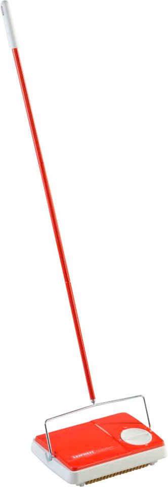Teppichkehrer »Regulus«, Leifheit, rot
